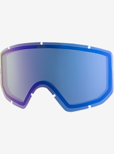 anon. Relapse Jr. Goggle Lens shown in Blue Lagoon