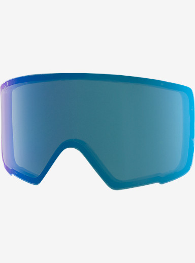 anon. M3 Goggle Lens shown in Blue Lagoon