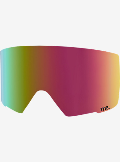 anon. M3 Goggle Lens shown in Pink Cobalt