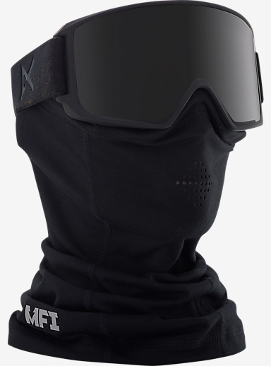 anon. MFI Mid-Weight Neck Warmer shown in Black