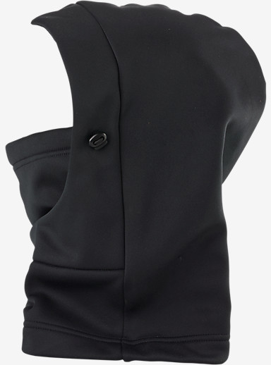 anon. MFI Hooded Clava shown in Black