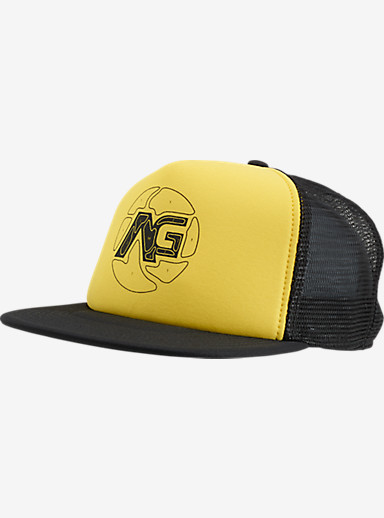 Analog Trucker Hat shown in Bullseye