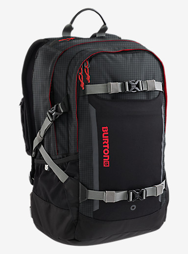Burton Day Hiker Pro 28L Backpack shown in Blotto Ripstop
