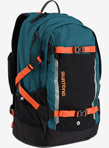 Burton Day Hiker Pro 28L Backpack shown in Dark Tide Ripstop