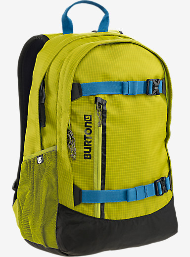 Burton Day Hiker 25L Backpack shown in Toxin Bonded Ripstop
