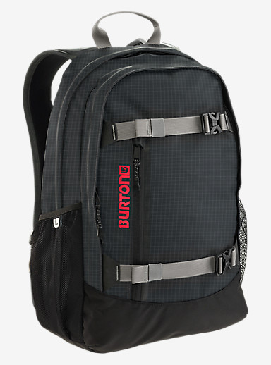 Burton Day Hiker 25L Backpack shown in Blotto Ripstop