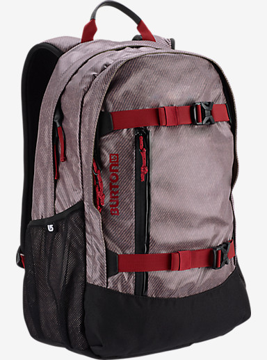 Burton Day Hiker 25L Backpack shown in Underpass Twill