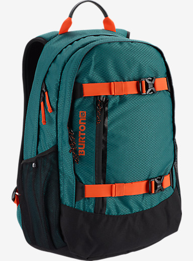 Burton Day Hiker 25L Backpack shown in Dark Tide Ripstop