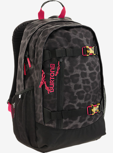 Burton Women's Day Hiker 23L Backpack shown in Queen La Cheeta