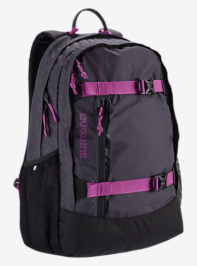 Burton Women's Day Hiker 23L Backpack shown in Faded Grapeseed