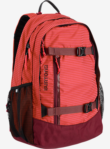 Burton Women's Day Hiker 23L Backpack shown in Coral Crinkle [bluesign® Approved]