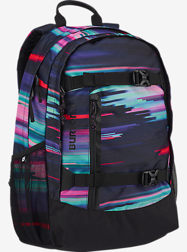 Burton Women's Day Hiker 23L Backpack shown in Glitch Print