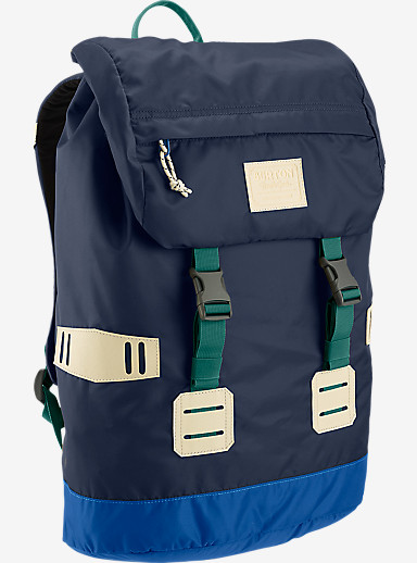 Burton Women's Tinder Backpack shown in Mood Indigo Flight Satin