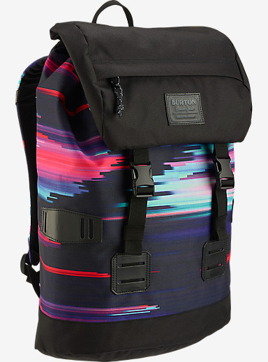 Burton Women's Tinder Backpack shown in Glitch Print