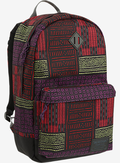 Burton Women's Kettle Backpack shown in Yolandi Print