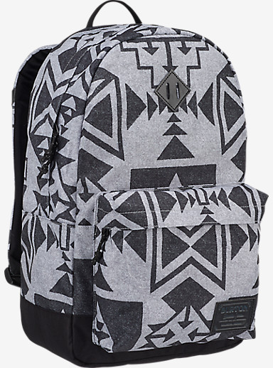 Burton Women's Kettle Backpack shown in Neu Nordic Print