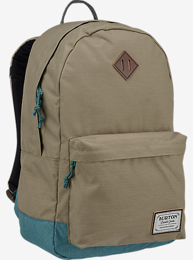 Burton Women's Kettle Backpack shown in Rucksack Slub
