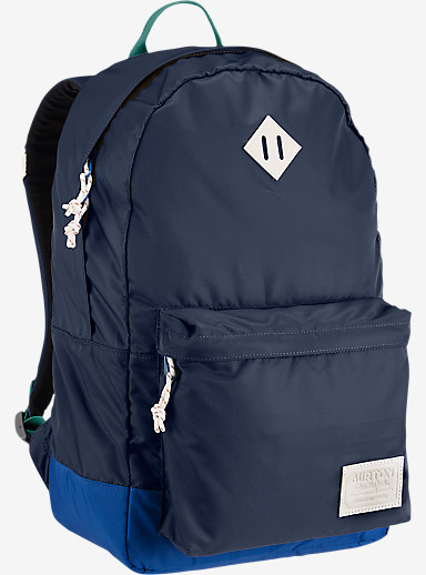 Burton Women's Kettle Backpack shown in Mood Indigo Flight Satin