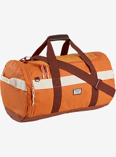Burton Backhill Duffel Bag Medium 70L shown in Desert Sunset Tarp