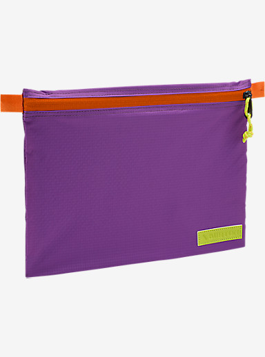 Burton Sidekick Sacks shown in Grape Crush