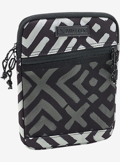 Burton Hyperlink 7in Mini Tablet Sleeve shown in Geo Print