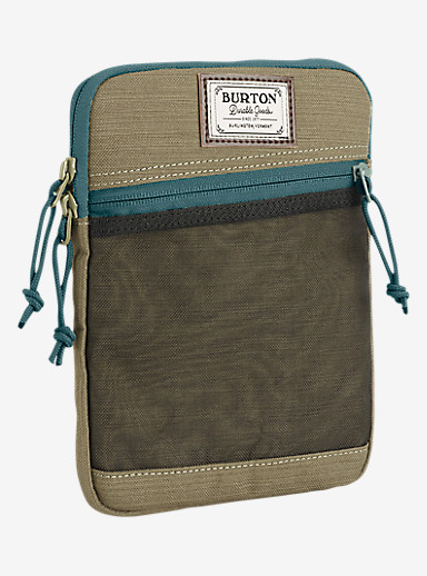 Burton Hyperlink 7in Mini Tablet Sleeve shown in Rucksack Slub