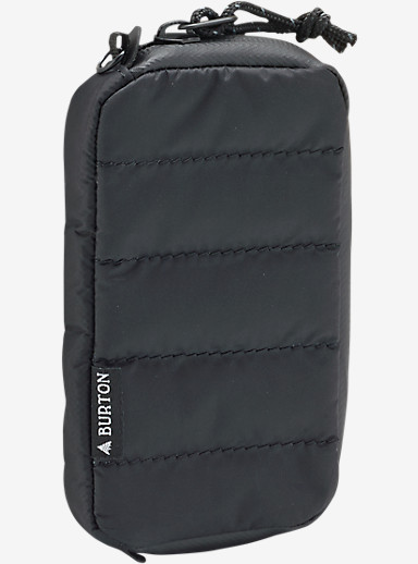 Burton Antifreeze Phone Case shown in True Black