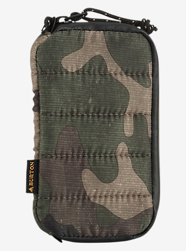 Burton Antifreeze Phone Case shown in Bkamo Print