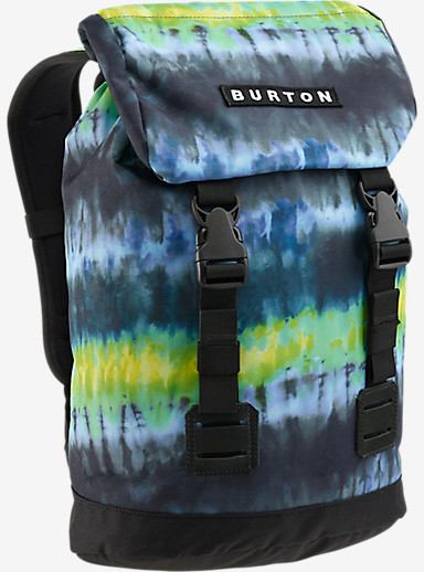 Burton Youth Tinder Backpack shown in Surf Stripe Print