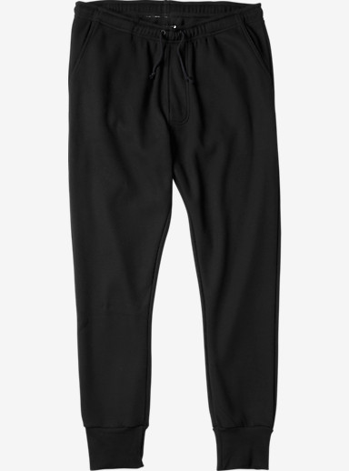 Analog Sentry Fleece Pant shown in Black