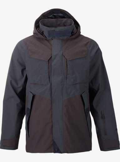 BURTON THIRTEEN Briganti Jacket shown in Charcoal
