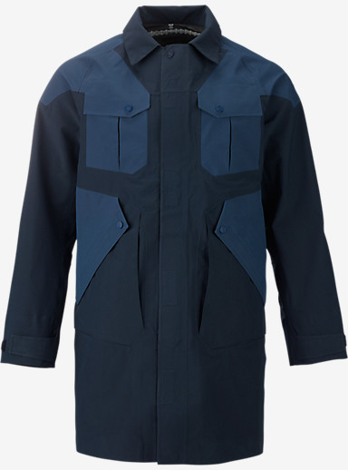 BURTON THIRTEEN Junkers Coat shown in Navy