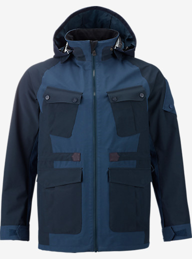 BURTON THIRTEEN RAF Jacket shown in Navy