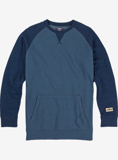 Burton US Open Crew shown in Blue