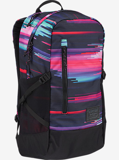 Burton Women's Prospect Backpack shown in Glitch Print