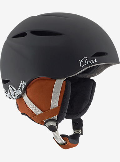 anon. Keira Helmet shown in Apres Black