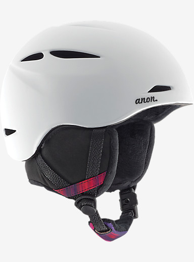 anon. Keira Helmet shown in White