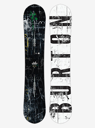Burton Antler Snowboard shown in 157.5
