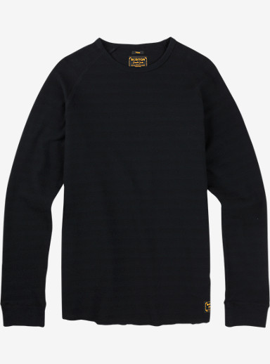 Burton Acton Thermal shown in True Black