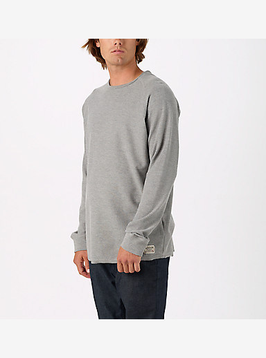 Burton Acton Thermal shown in Gray Heather