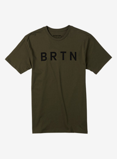 Burton BRTN Short Sleeve T Shirt shown in Keef