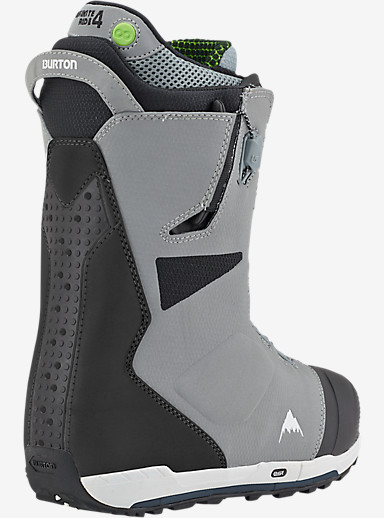 Burton Ion LTD Snowboard Boot shown in LTD Reflective Funmetal