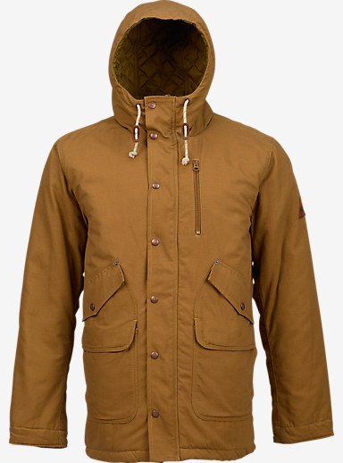 Burton Sherman Jacket shown in Wood Thrush