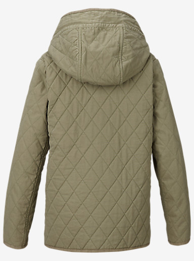 Burton Girl's Gemmi Jacket shown in Vetiver
