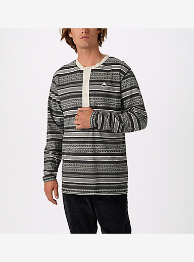 Burton Sinclair Henley shown in True Black Yarny
