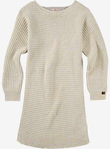 Burton Camden Sweater shown in Canvas Heather