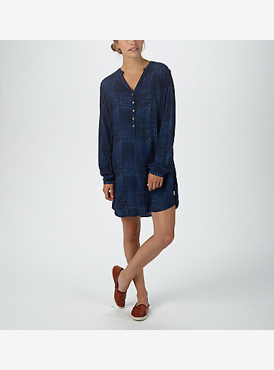 Burton Birch Dress shown in Shibori Small