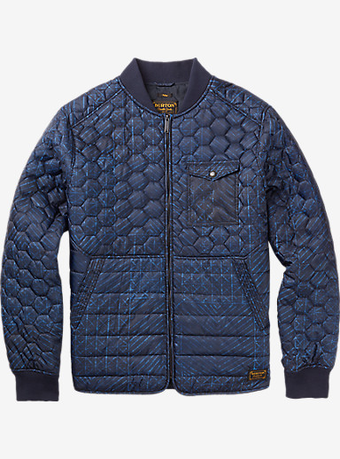 Burton Mallett Jacket shown in Shibori