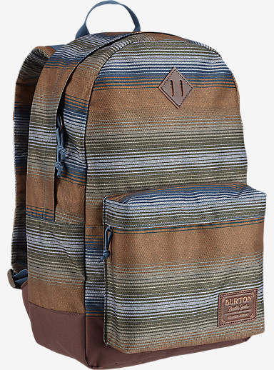 Burton Kettle Backpack shown in Beach Stripe Print