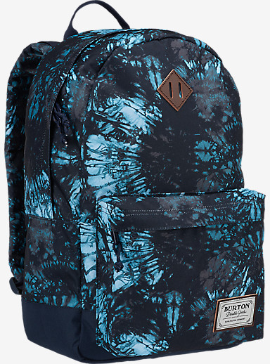 Burton Kettle Backpack shown in Tie Dye Trench Print